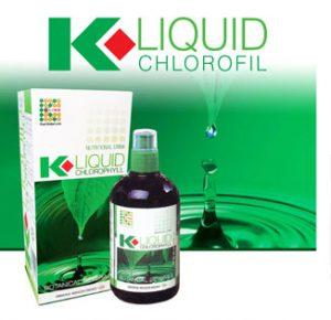 manfaat K-Liquid klorofil